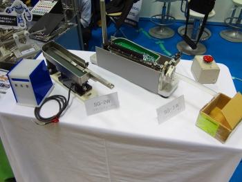 2013国際ロボット展 [展示物ご紹介]
