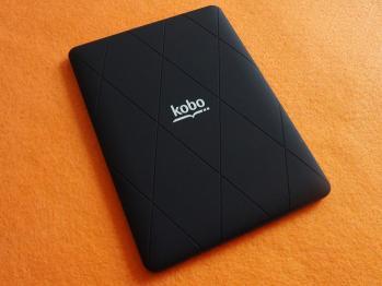 電子書籍リーダー kobogloを購入しました。