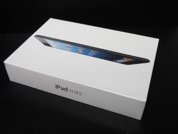 iPad mini を購入しました [開封編]