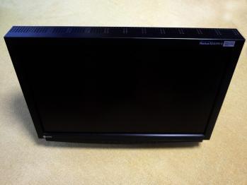 液晶モニターが熱かったのでASUSのMX239Hに買い換えました。