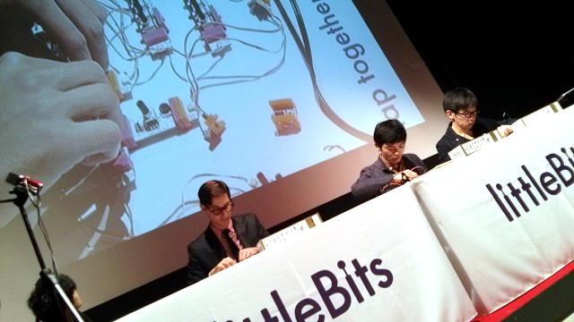 (動画あり)はじめまして、ブロック遊びみたいなシンセサイザー:littleBits × KORG #mft2013 : ライフハッカー[日本版]