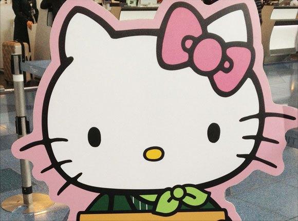 キティちゃんにソックリな毛虫が世界中で話題に / 海外の声「可愛い!」「これは良いハローキティ」 | ロケットニュース24-2