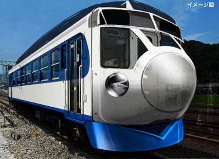 JR四国、キハ32形を0系新幹線に魔改造した「鉄道ホビートレイン」運行へ - ねとらぼ