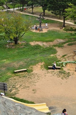 いい公園だよね