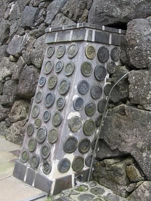 IMG_2757 姫路城の瓦紋