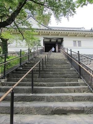 3 小田原城入り口