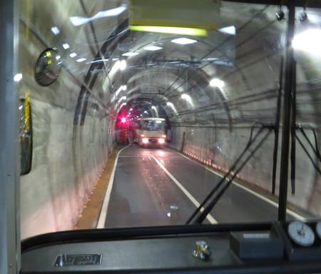 立山トンネル