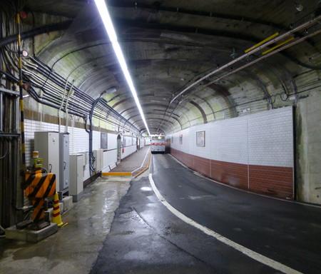 黒部トンネル-3