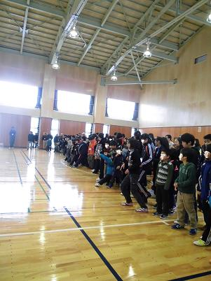 雪上運動会(2014年2月)