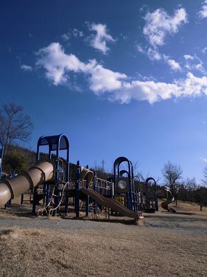 いつもの公園(2014年2月) その2