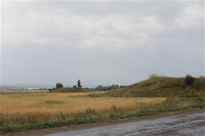 キルギスの古墳