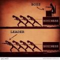 リーダーとBOSS