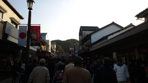 初詣2014-02