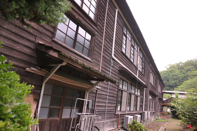 現役木造校舎