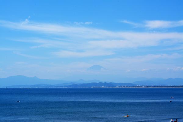 海と富士さん