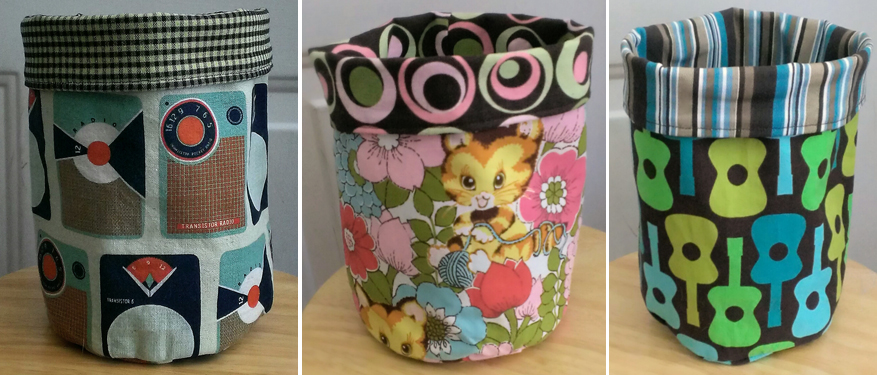 chibi storage bucket