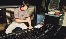 Brian Wilson at Studio