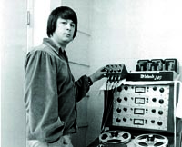 Brian with 4tr Recorder
