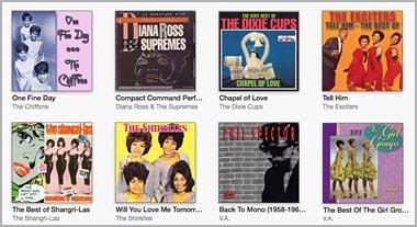 iTunes List