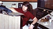 Brian Wilson at Studio 2