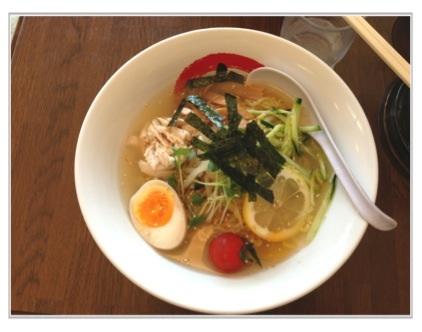 麺次郎・涼風麺