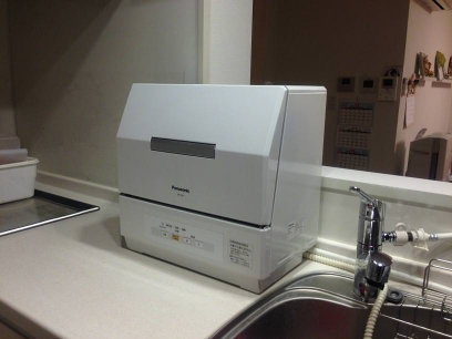 20131124001_食洗機設置の様子