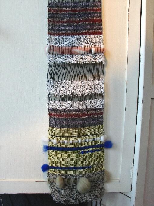 2013さをり織り体験-3