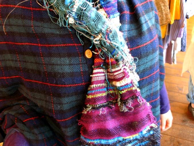 2013さをり織り体験-10