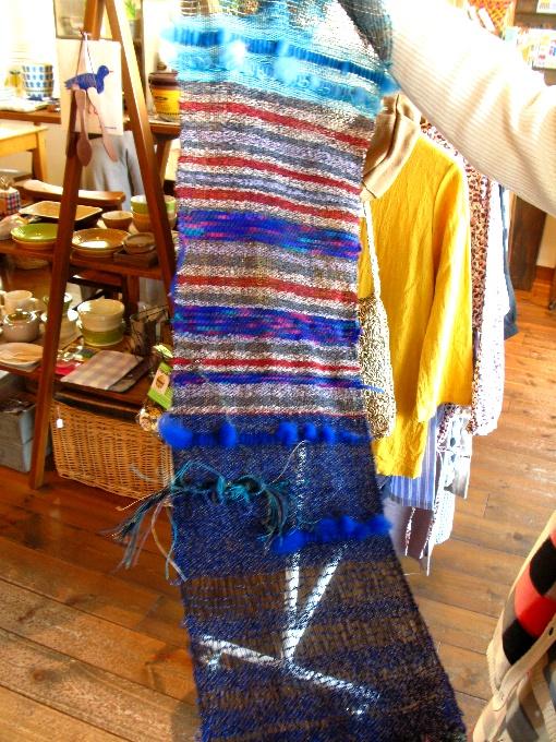 2013さをり織り体験-13