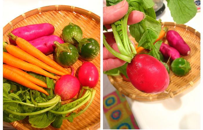 おしゃれ野菜