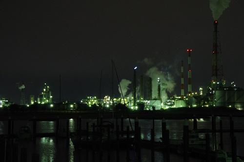 1807姫路工場夜景