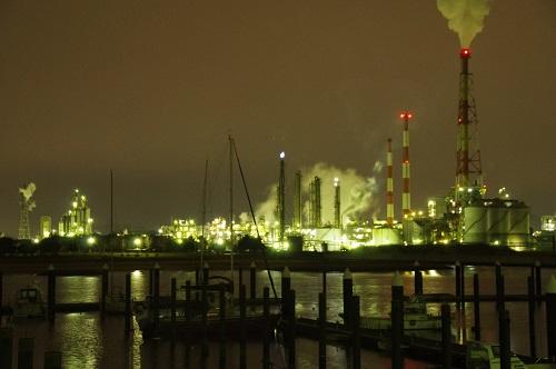 1804姫路工場夜景