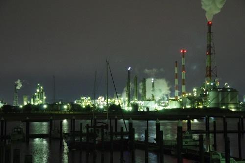 1805姫路工場夜景