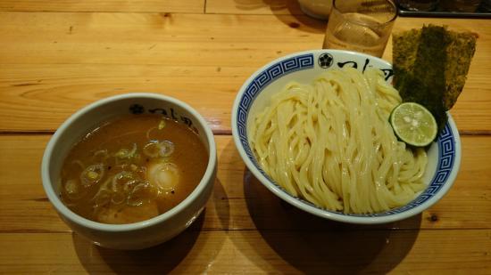 つじ田(二代目つけ麺大盛)