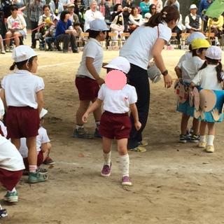 運動会(20141004-9) mimi