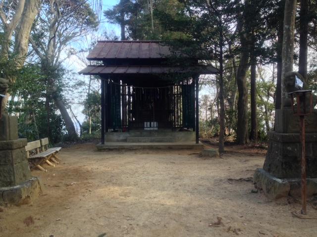 津久井城⑨