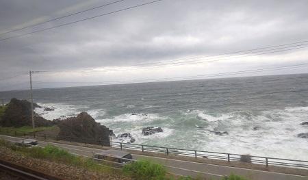 054日本海