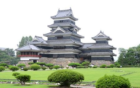 464国宝松本城
