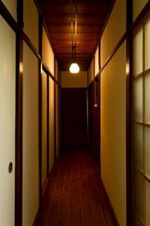 築70年の日本家屋。