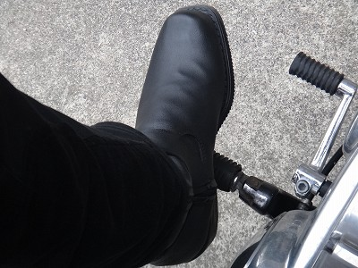 s-18:48防水ブーツ
