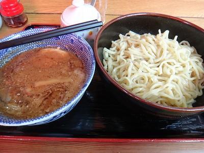 s-12:42つけ麺中盛り
