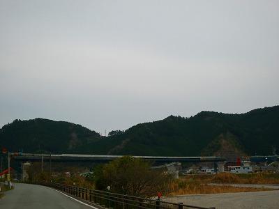 赤羽川橋 最終の降下 03
