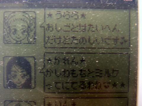 プリートフォン 023