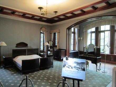 前田邸内観 ⑬ 主寝室