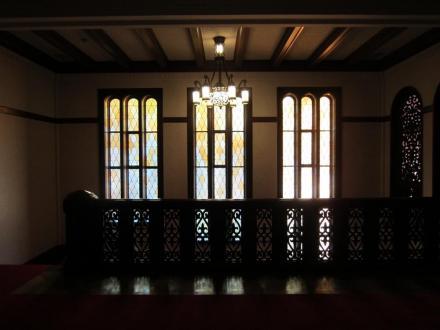 前田邸内観 ⑳ 階段室
