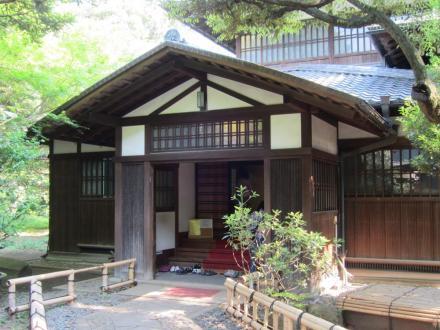 旧前田邸和館 ④