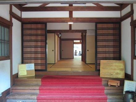 旧前田邸和館 ⑤