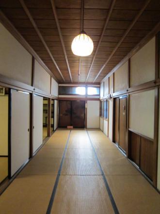 旧前田邸和館 ⑥
