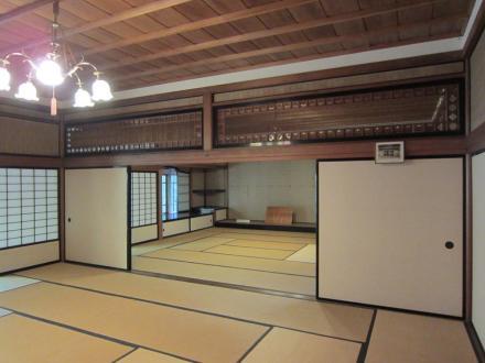 旧前田邸和館 ⑦