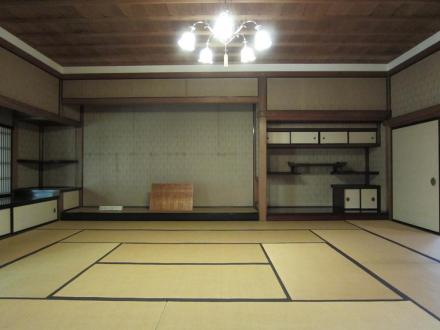 旧前田邸和館 ⑧